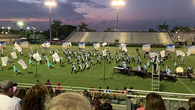 2019-10-19 - Journey thru the Storm - Marching Band & Color Guard