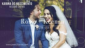 Rosie + Keenan / Austin - USA