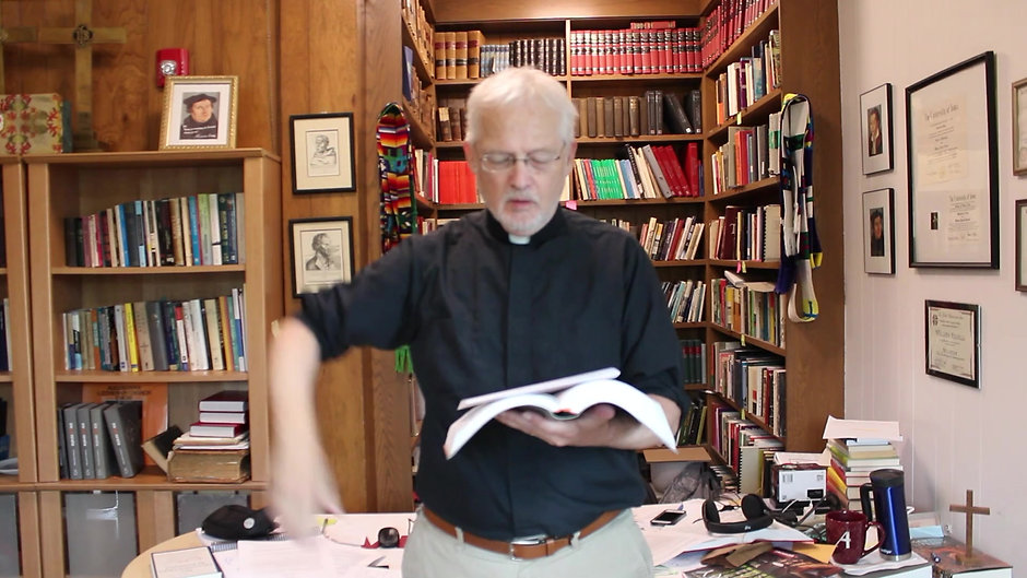July 26  (Pentecost 8) Worship