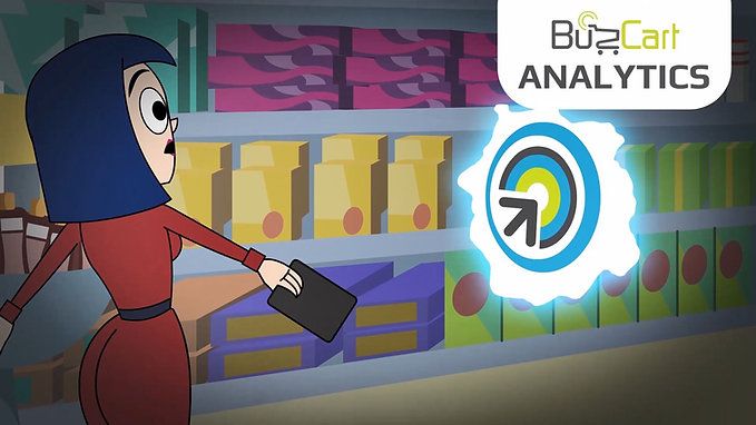BuzCart analytics