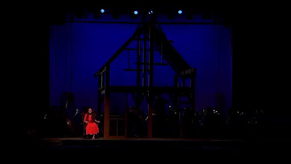 Carlisle Floyd's Susannah 2014 - The Trees on the Mountain