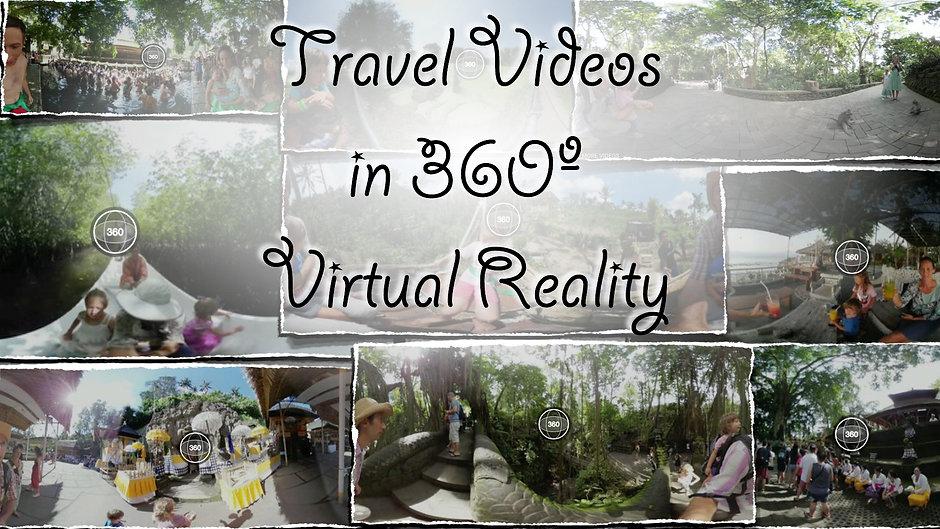 360ºVR Travel Videos