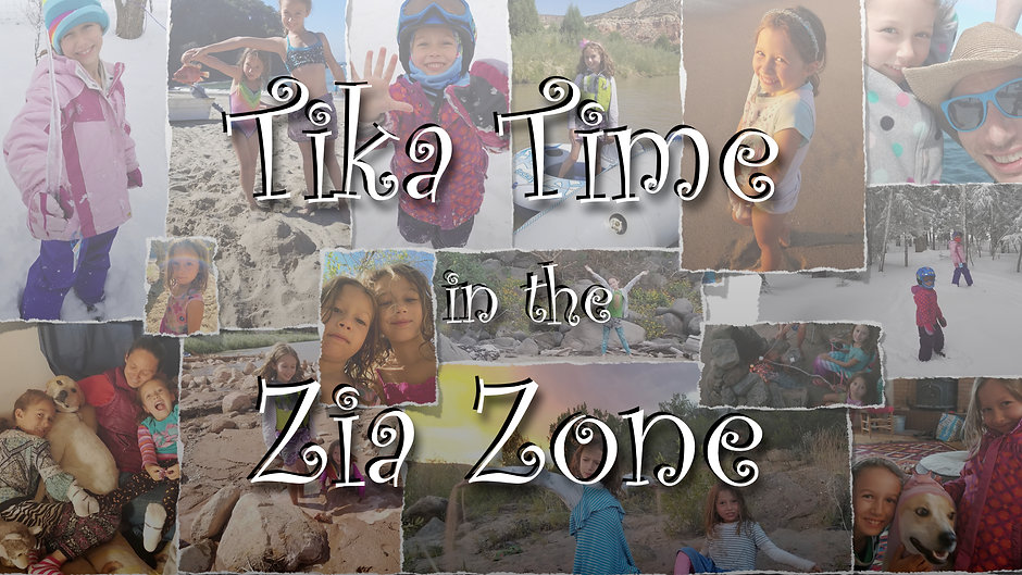 Tika Time in the Zia Zone Preview