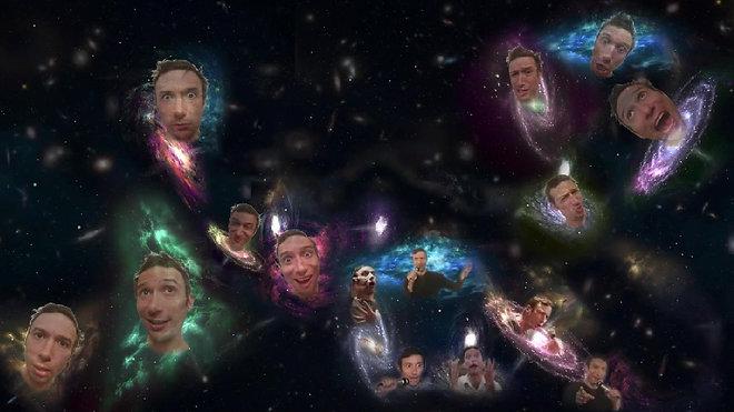 Aaron's Multiverse