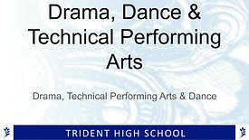 LEVEL 1 PERFORMING ARTS