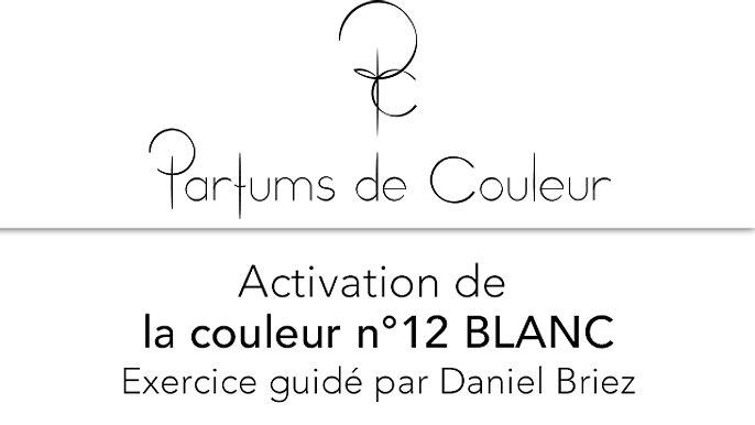 Activation de la couleur n°12 BLANC