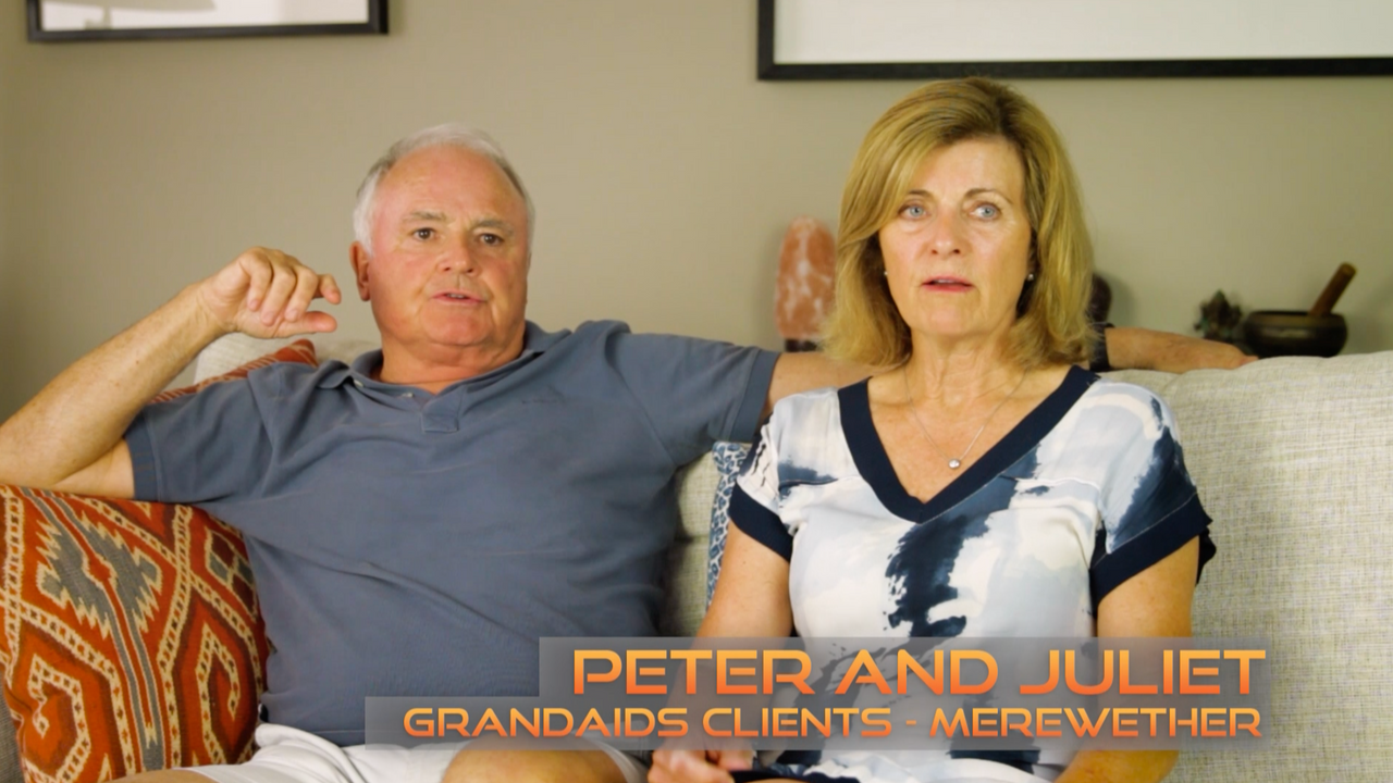 Grandaids Testimonials