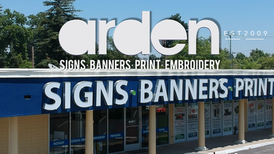 New Arden Ad