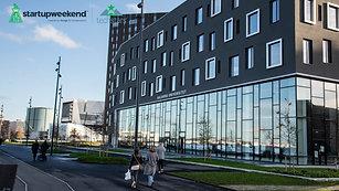 Aftermovie til StartUp weekend Aalborg 2018