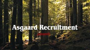 Asgaard Recruitment