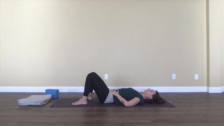 Gentle Yoga - Therapeutic Movements for Hips & Shoulders (Nov 11)
