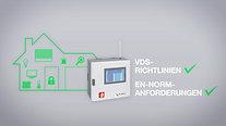 Telenot Smart-Home sicher machen