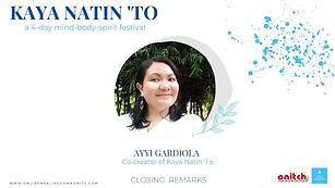 Kaya Natin 'to with Ayyi