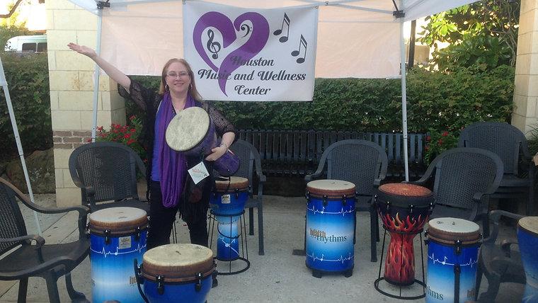 Testimonials Drumming