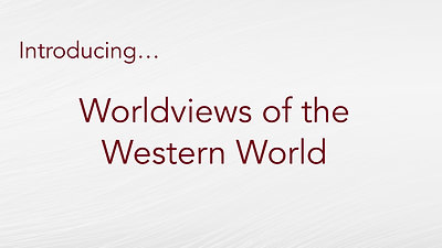 Worldviews Introduction