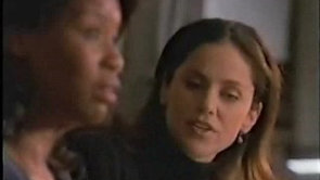 JUDGING AMY: Joy DeMichelle and Amy Brenneman