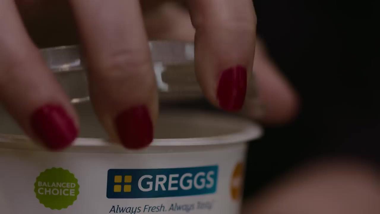 Greggs Porridge Make your morning matter - 2013