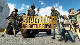 PUBG-VR Battle Royale