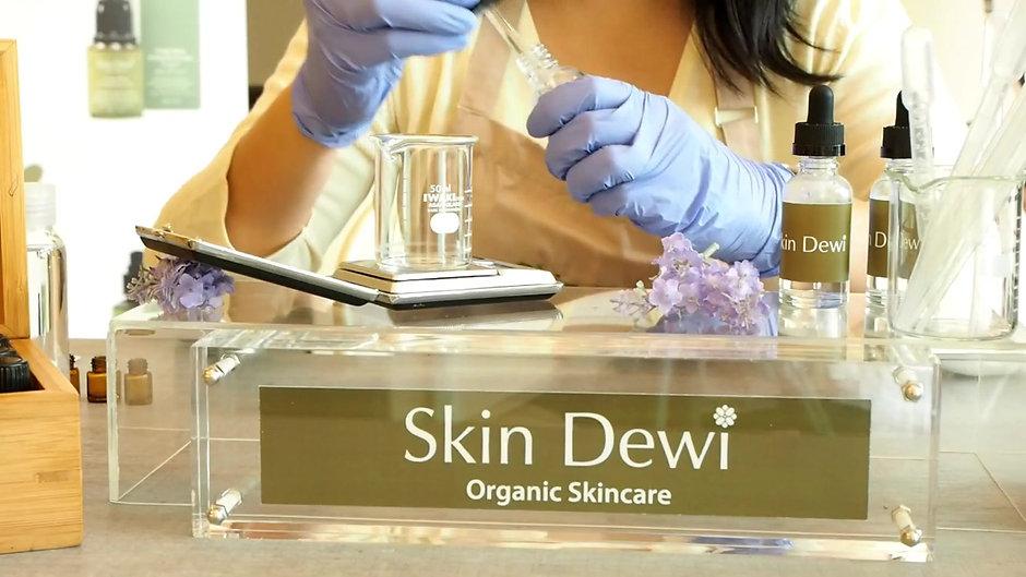 Natural Skin Care Formulation