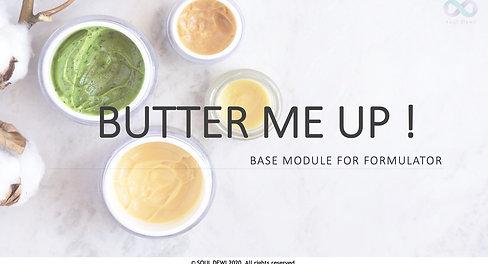 Butter Me Up Class