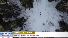 Ahead of Davos:To strike a balance in globalization