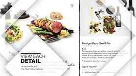 Sucré Salé Catering Branding