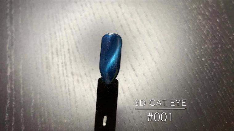 HMD 3D Cat Eye