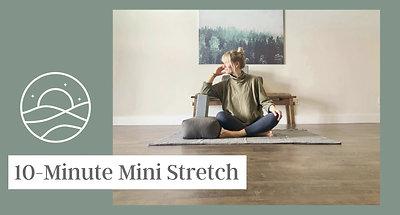 10-Minute Stretch DEMO