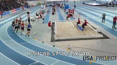 Thibault Waeles 800m