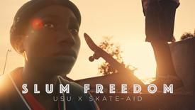 Slum Freedom X Skate-Aid