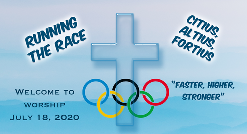 Run the Race- Cloud of Witness: Worship for July 18, 2021