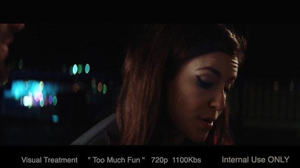 TooMuchFun Promo Moodboard