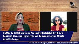 Raleigh Film & Art Festival Directors's Interviews!
