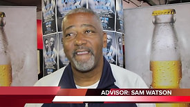 SAM WATSON  AL HAYMON GETS HIS FIGHTERS REAL MONEY