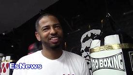 Inside The Watson Boxing Club - EsNews Boxing