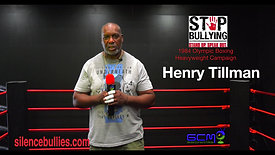 "Global Content Media's Anti-Bullying Campaign ""HENRY TILLMAN"" P_S_A_ -4K"