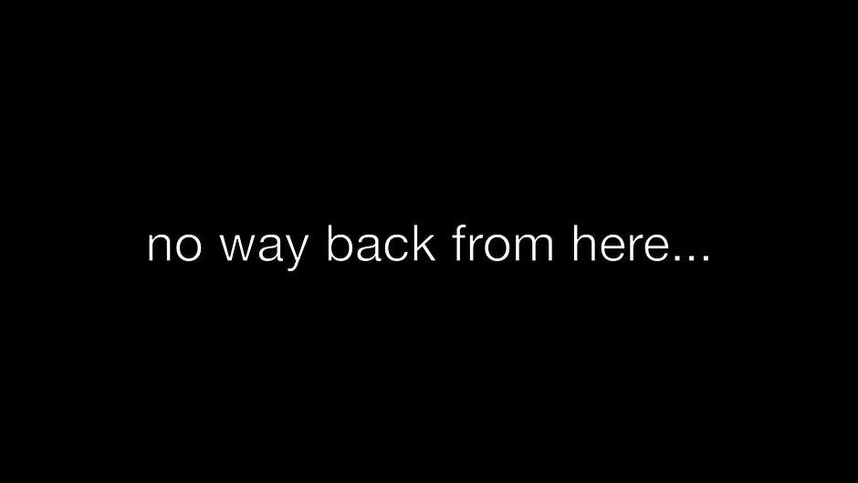 No Way Back (lyric video)