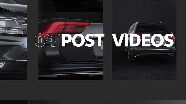 VW ASSETS LAM TIGUAN