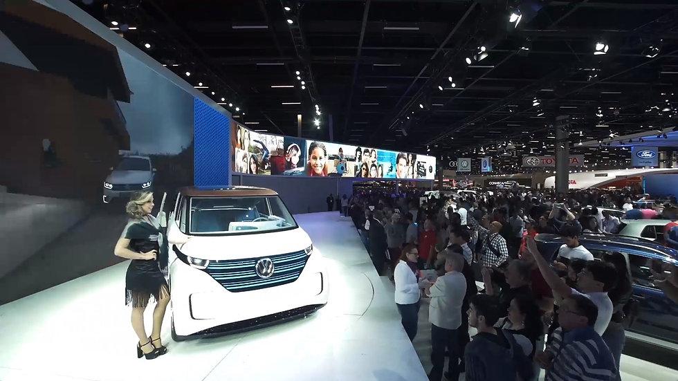 Volkswagen - SP Auto Show 2016