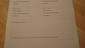 08 Progress Sheet