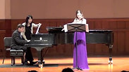 Contemporary Classical: Libermann Sonata Finale for Flute and Piano, Gina Luciani Flute