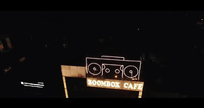 BoomBox Cafe Launch