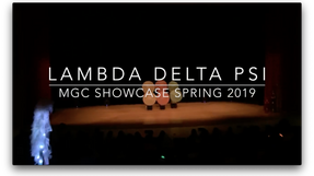 UH LDPsi MGC Showcase Spring 2019 | 1st Place
