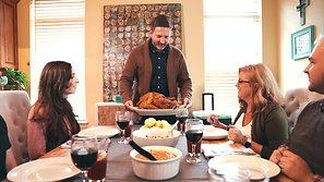 Copeland's Restaurant - Thanksgiving