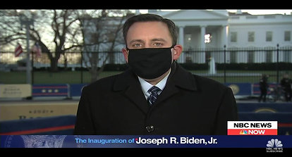 Inauguration Service of Joseph R. Biden, Jr. (President Elect of the USA) PART 2