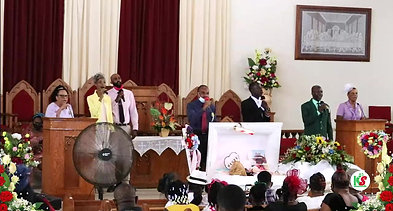 Funeral Service For The Late Maude Elizabeth Smith (June 27th 2021)