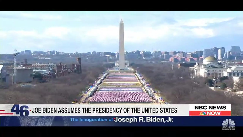 Inauguration Service of Joseph R. Biden, Jr. (President Elect of the USA) @ The Capitol Building