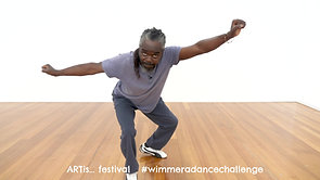 Learn the Wimmera Dance with Gilbert Douglas - Group dance at the end