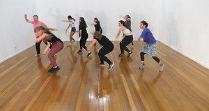The Wimmera Dance Challenge
