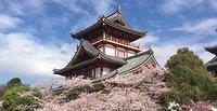 Momoyama Castle, Kyoto, Japan (music - Shadowfax by Phillip Jackson)